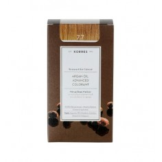 KORRES COLORANT ARGAN  7.7 MOCCA 75ml