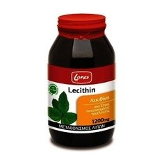 LANES LECITHIN 1200mg 200caps