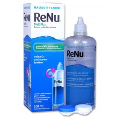 BAUSCH & LOMB  RENU Multi Plus 360ml