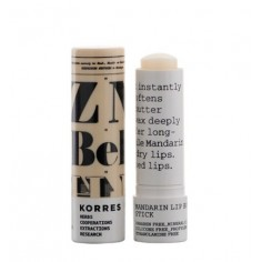 KORRES LIPBUTTER STICK MAND. COLOURLESS 5ml