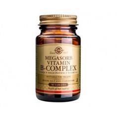 SOLGAR MEGASORB B COMPLEX  tabs 50s