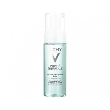 VICHY PURETE THERMAL Eau Nettoyante Mousse 150ml