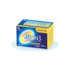 BION 3 JUNIOR 30 Chew. tablets