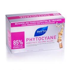 PHYTO PHYTOCYANE 12x7,5ml