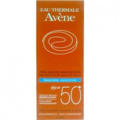 AVENE SUN PROTECTION EMULSION SPF 50+  50ml