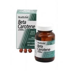HEALTH AID BETA CAROTENE 30caps