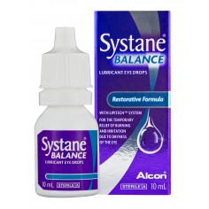 SYSTANE EYE DROPS  BALANCE 10ml