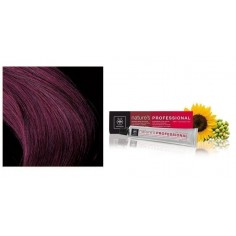 APIVITA NATURE'S HAIR COLOR Professional  5.22 LIGHT BROWN INTENSE VIOLET  50ml