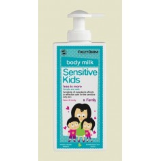 FREZYDERM KID'S SENSITIVE BODY MILK & FAMILY 200ml
