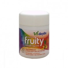 VIDAYLIN Fresh & Fruity 60 Chew. tabs