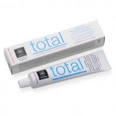 APIVITA Οδοντόκρεμα Total Spearmint 75ml