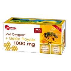 POWER Zell Oxygen Gold Amp. 14x20ml + GELEE ROYALE 1000mg