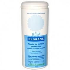 KLORANE BEBE POUDRE DE TOILETTE PROTECTRICE 100gr