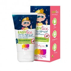 REAL CARE EASY LICE PREVENTIVE STYLING GEL 75ml
