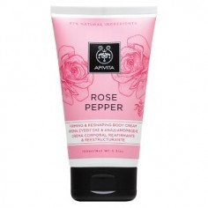 APIVITA ROSE PEPPER FIRMING&RESHAPING CREAM 150ml