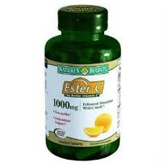 NATURE'S BOUNTY VITAMIN ESTER-C 1000MG 30tabs