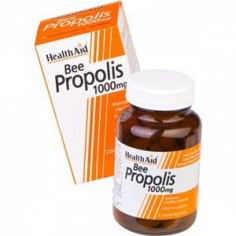 HEALTH AID Bee Propolis 1000mg tablets 60's