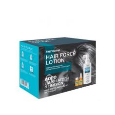 FREZYDERM HAIR Force Lotion 100ml + H.F. MONODOSE DAY 3x10ml + H.F. MONODOSE NIGHT 3x10ml