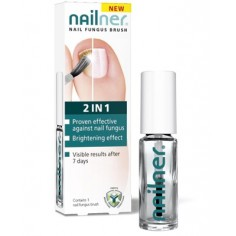 NAILNER BRUSH 2 in 1 5ml