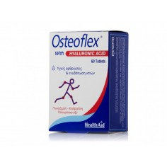 HEALTH AID OSTEOFLEX With Hyaluronic Acid 60 tablets