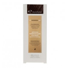 KORRES ABYSSINIA COLORANT  4.7 CHOCOLATE BROWN  50ml