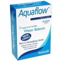 HEALTH AID AQUAFLOW 60 tablets