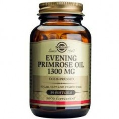 SOLGAR EVENING PRIMROSE OIL 1300mg 30softgels