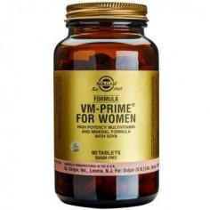 SOLGAR FORMULA V.M. PRIME FOR WOMEN  90tabs