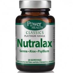 POWER Classics Platinum Nutralax 20caps
