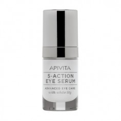 APIVITA 5-ACTION EYE SERUM 15ml