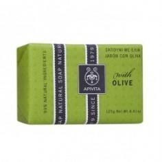 APIVITA Natural Soap Ελιά 125gr