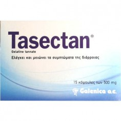 Galenica Tasectan 500mg 15caps