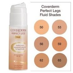 COVERDERM PERFECT LEGS FLUID 50 75ml