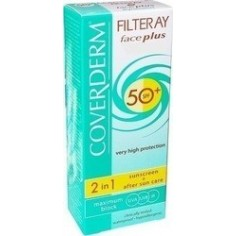 COVERDERM FILTERAY FACEPLUS NORMAL SKIN SPF50+ 50ml