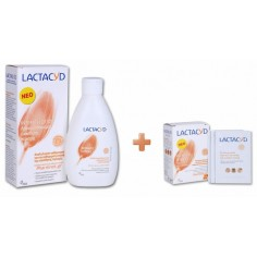 LACTACYD Intimate Lotion 300ml + ΥΓΡΑ ΜΑΝΤΗΛΑΚΙΑ  ΔΩΡΟ