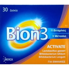 BION 3 Activate 30 tablets