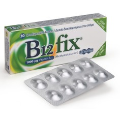 B12 FIX 1000MG 30TABS