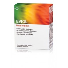 EVIOL Multi Vitamin 30caps