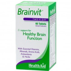 HEALTH AID BRAINVIT 60 tablets