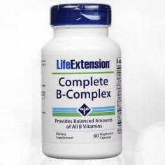LIFE EXTENSION FORMULA B- COMPLEX 60caps