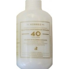 KORRES ABYSSCOLOR DEVELOPER 40VOL 150ml