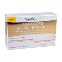 XANTHIGEN ADVANCED CALORIE BURNER 400 90CAPS