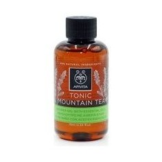 APIVITA MINI SHOWER GEL Tonic Mountain Tea 75ml