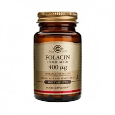 SOLGAR FOLIC ACID 400μg 100caps