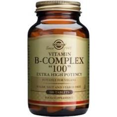 SOLGAR B-100 COMPLEX  100caps