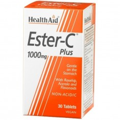 HEALTH AID ESTER C 1000mg. 30 tablets
