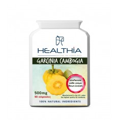 HEALTHIA GARCINIA CAMBOGIA  500mg 90caps