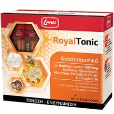 LANES ROYAL TONIC MONODOSES 10x10ml
