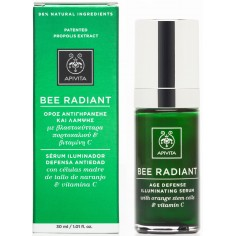 APIVITA BEE RADIANT ILLUMINATING AND ANTIAGEING SERUM 30ml