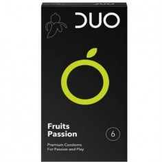 DUO Fruits passion 6τμχ.
